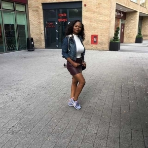 Ex BBA Star, Karen Igho Looks Gorgeous In New Photos